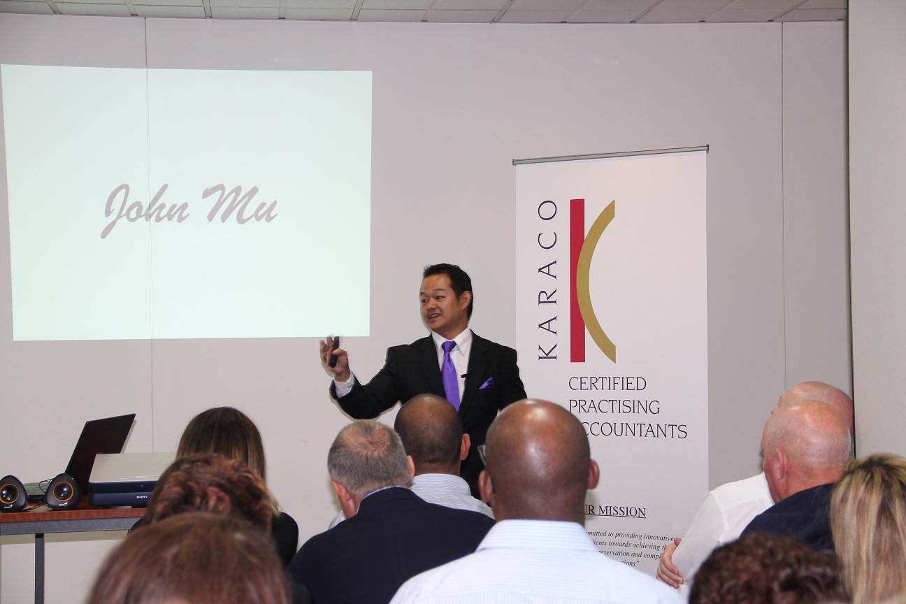 John Mu Karako Event