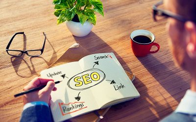 Two parts to SEO